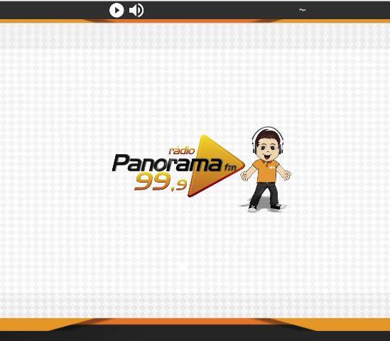 A Panorama 99,9 de Engenheiro Beltrão é a mais nova cliente de Streaming e Aplicativos IOS e Android